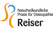 Logo der naturheilkundlichen Praxis für Osteopathie Reiser in Mainburg